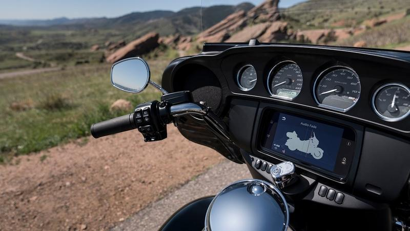 Harley-Davidson Steps Up Its Electronics Game Ahead Of MY2019