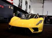 Hennessey Claims to Have Pushed the Venom F5 Engine to Over 2,000 Horsepower - image 793135