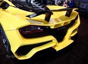 Hennessey Claims to Have Pushed the Venom F5 Engine to Over 2,000 Horsepower - image 793140