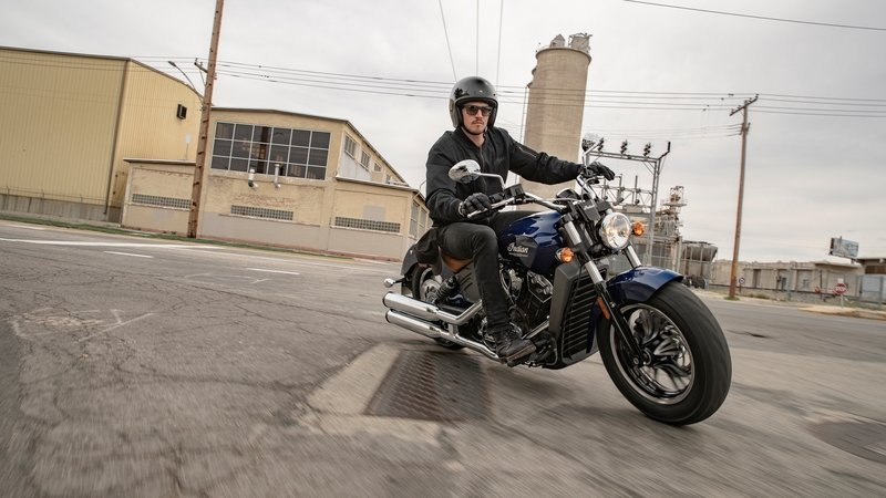 2016 - 2019 Indian Motorcycle Scout / Scout Sixty