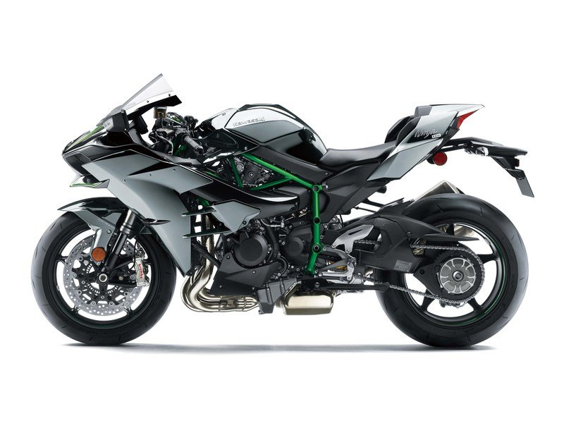Kawasaki has upped the game with the 2019 Ninja H2 machines Exterior - image 790275