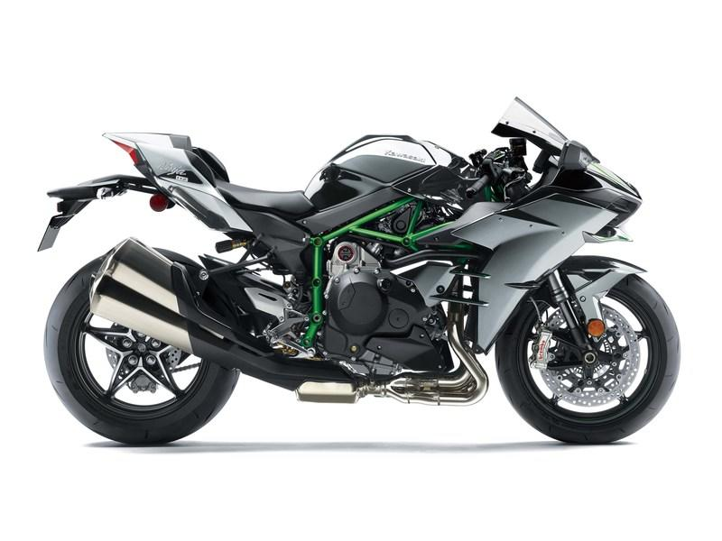 Kawasaki has upped the game with the 2019 Ninja H2 machines
