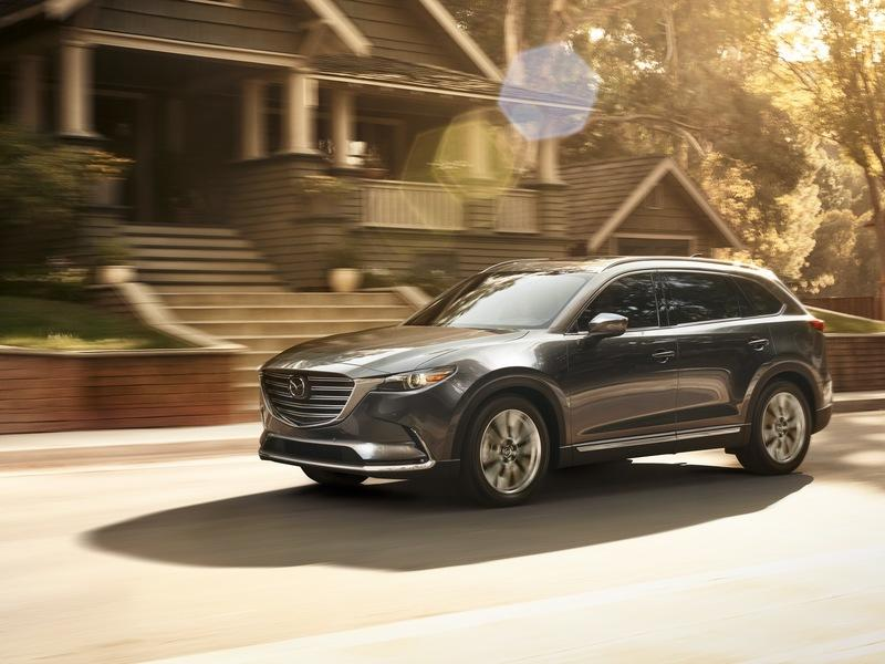2019 Mazda CX-9 With Much More Gear For A Bit More Money