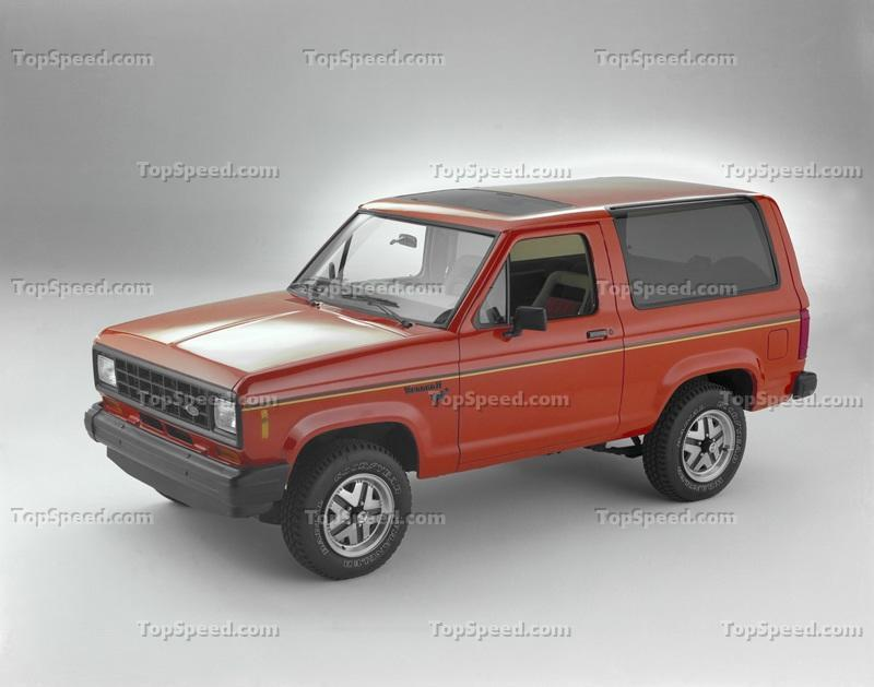 2021 Ford Bronco II aka