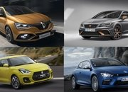 21 Awesome Hot Hatches That Americans Can't Drive - image 790367