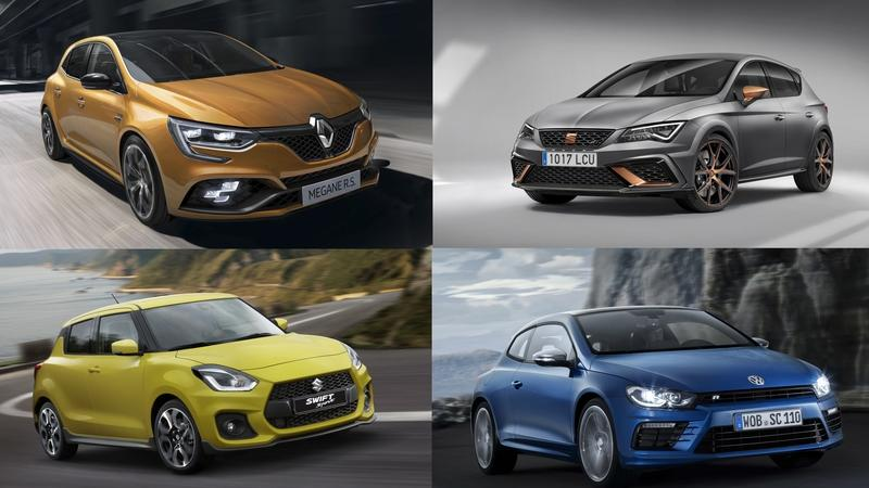 21 Awesome Hot Hatches That Americans Can't Drive