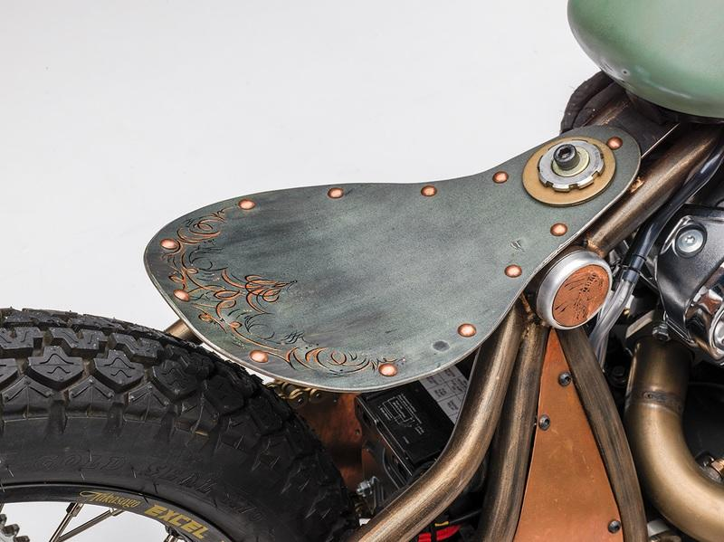A NASA Engineer won Indian's Scout Bobber Build Off contest Exterior - image 792160