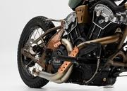 A NASA Engineer won Indian's Scout Bobber Build Off contest - image 792161