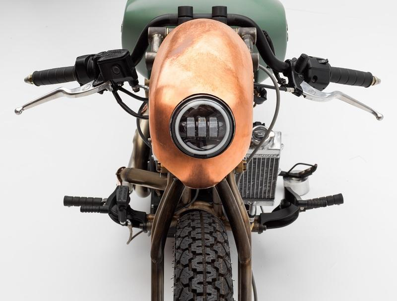 A NASA Engineer won Indian's Scout Bobber Build Off contest Exterior - image 792163