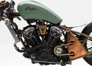 A NASA Engineer won Indian's Scout Bobber Build Off contest - image 792155