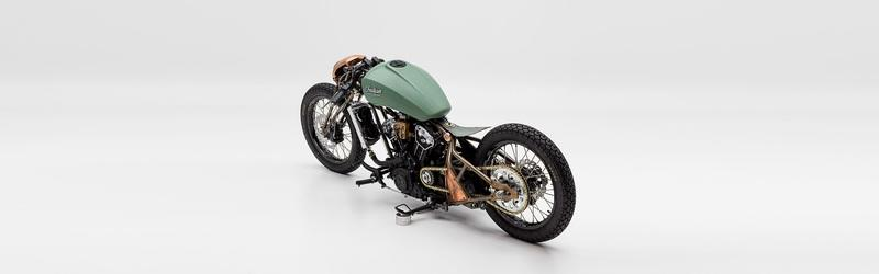 A NASA Engineer won Indian's Scout Bobber Build Off contest Exterior - image 792164