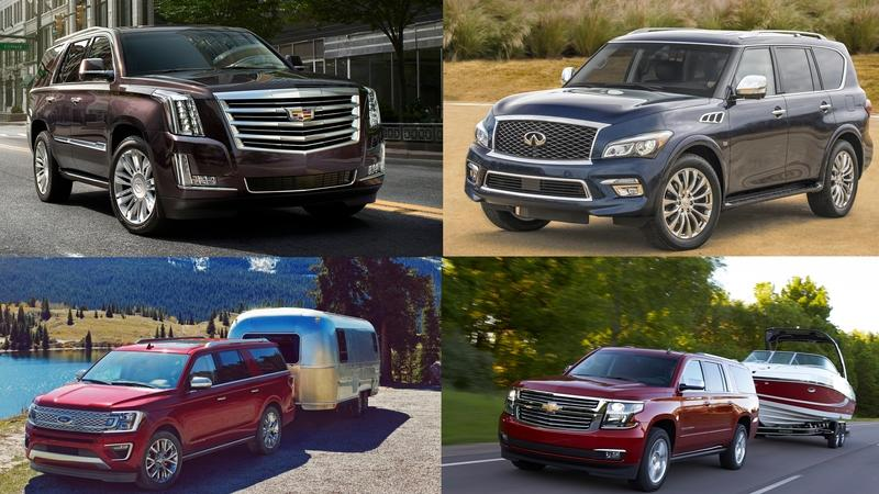 Towing Capacity: 7 SUVs From 2016 that Can Tow the Most