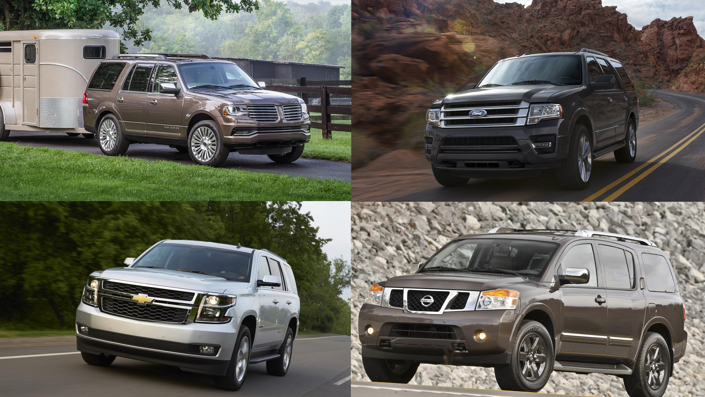 towing capacity 7 suvs from 2016 that can tow the most top speed howldb. Black Bedroom Furniture Sets. Home Design Ideas