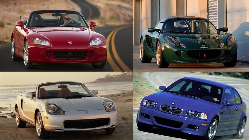8 Sports Cars from the 2000s Still Worth Buying