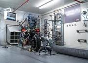 Akrapovic uses a human robot at its swanky-new test facility - image 790328