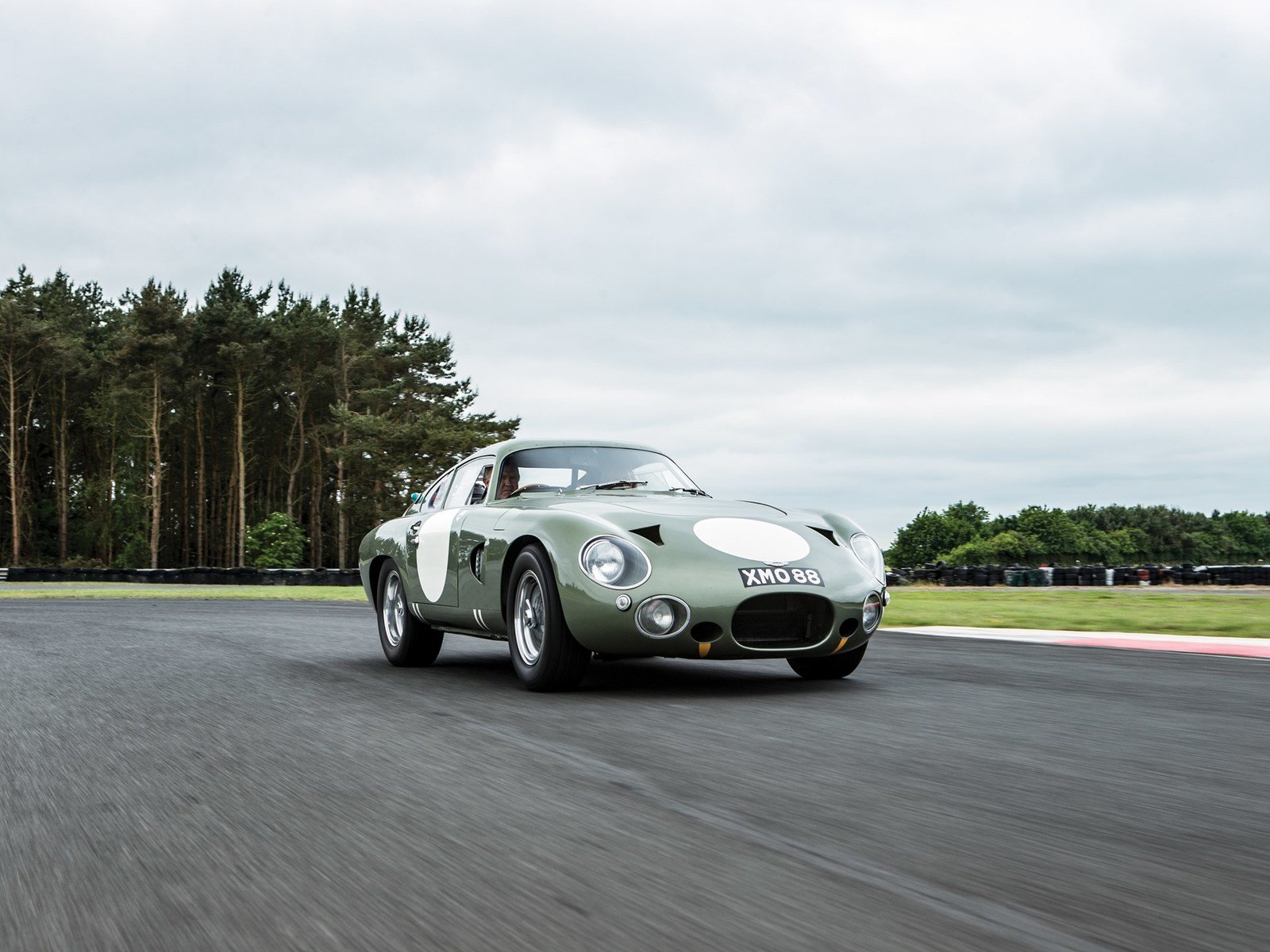 1963 Aston Martin DP215 Grand Touring Competition