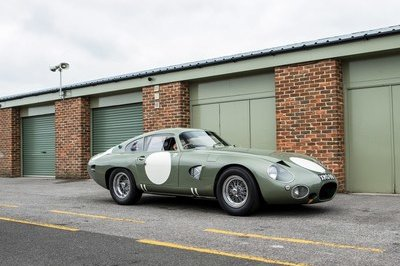 1963 Aston Martin DP215 Grand Touring Competition Prototype