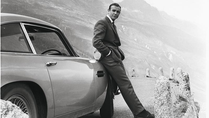 Aston Martin Plans To Build James Bond's DB5 From Goldfinger, Complete With All The Gadgets