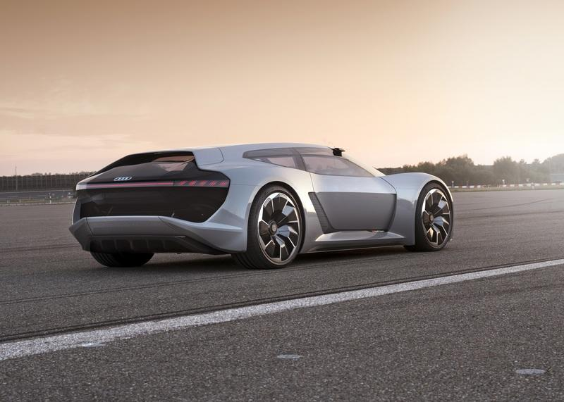 Audi Will Dilute the Taycan's J1 Platform a Little More With the E-Tron GTR; A Replacement for the Aging Audi R8