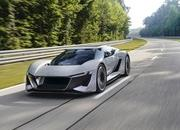 Next-Gen Audi Supercar Could be an All-Electric, 1,000-Horsepower Monster - image 791937