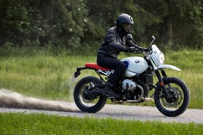 2018 - 2020 BMW R nineT Urban GS