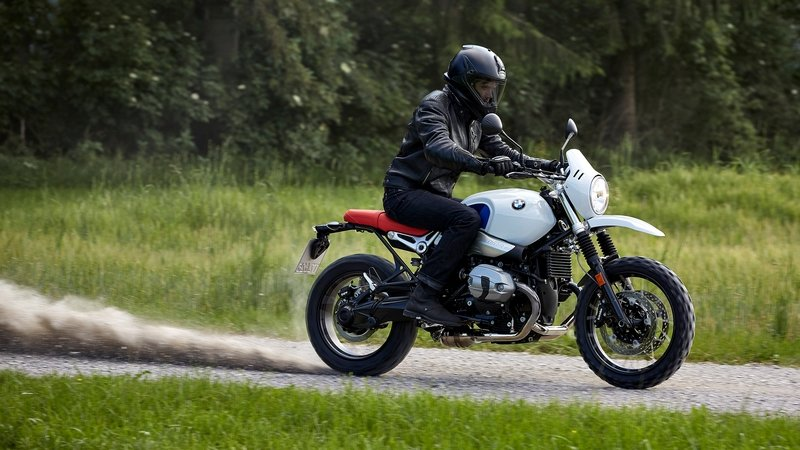 2018 - 2019 BMW R nineT Urban GS
