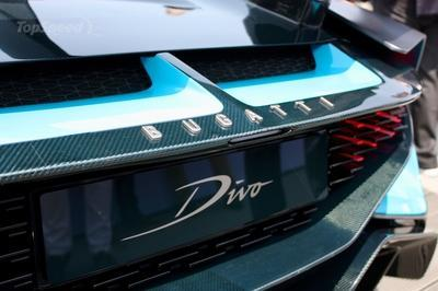 25 Incredible Facts About The Stunning Bugatti Divo