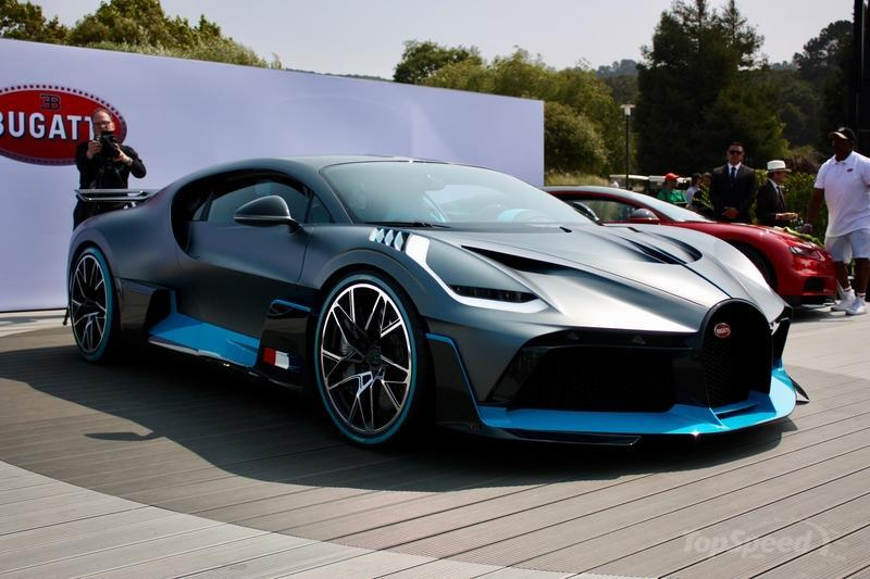 Love It Or Leave It The 2019 Bugatti Divo Top Speed