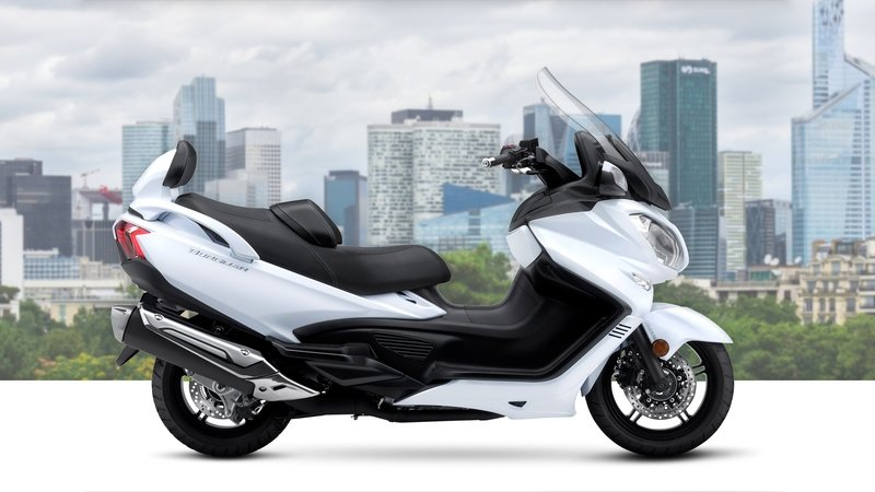 2016 - 2018 Suzuki Burgman 650 Executive