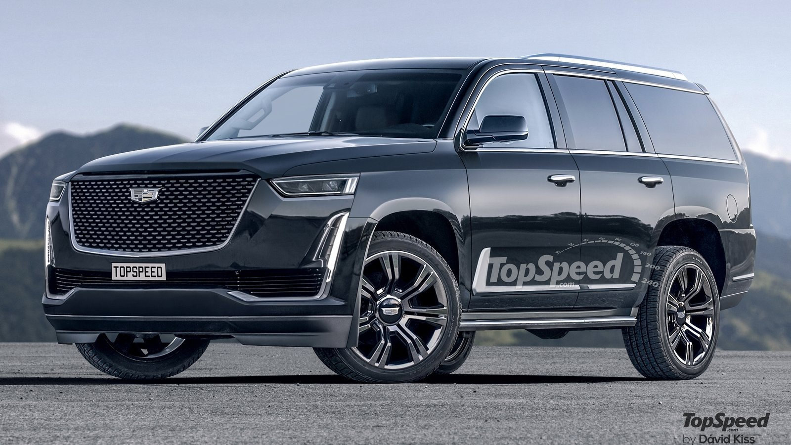 2020 Cadillac Escalade Pictures, Photos, Wallpapers. | Top Speed