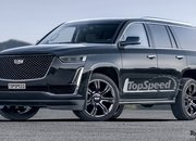 2021 Cadillac Escalade: What We Know So Far - image 789452
