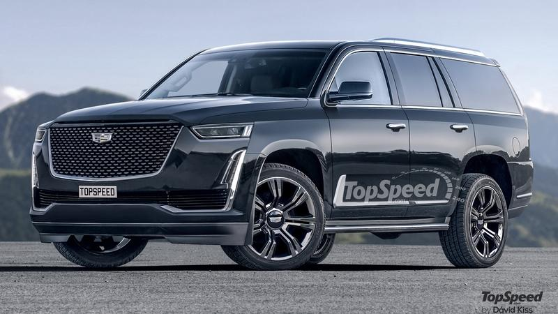 2021 Cadillac Escalade: What We Know So Far