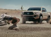 Chuck Norris is Tough and So is the New Toyota Tacoma Pickup, Apparently - image 791130