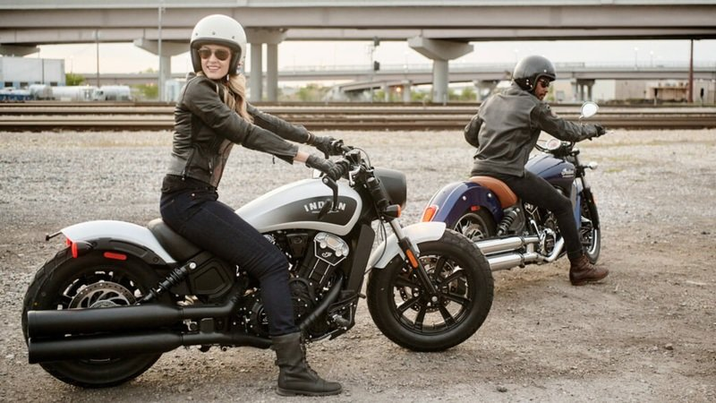 Indian Equips Its 2019 Scout And Scout Bobber With USB Port