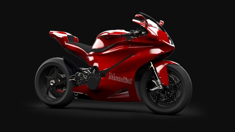 MondialMoto to bring in a V5 powered superbike to the streets