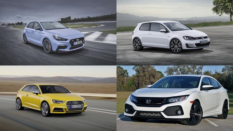 Eight Reasons You Should Drive a Hot Hatch