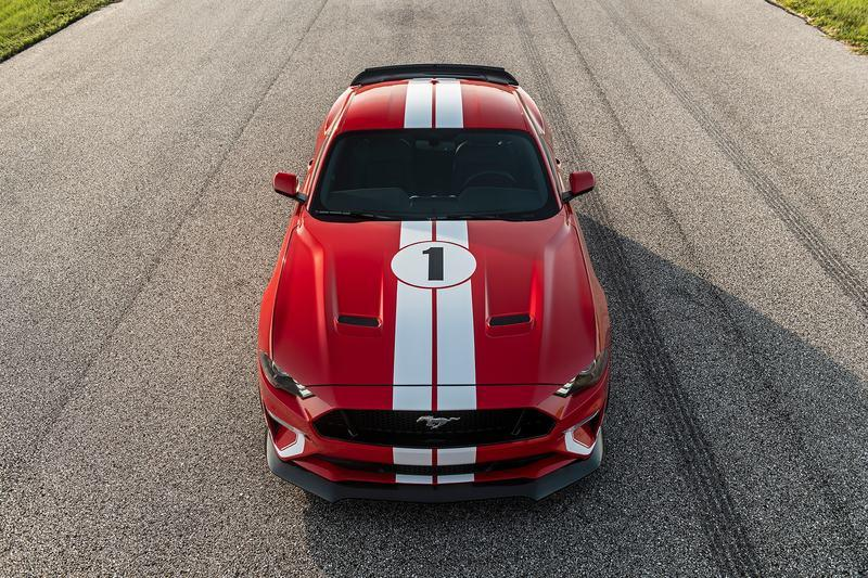 2018 Ford Mustang Hennessey Heritage Edition