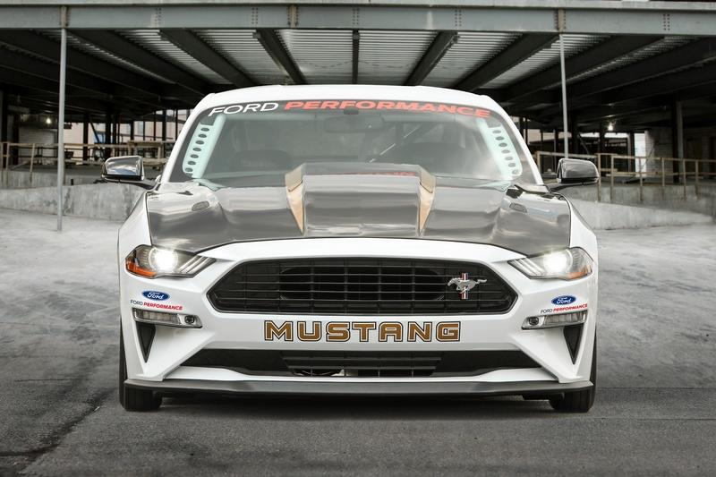 Forget About the Shelby GT500, Ford Just Unveiled the Fastest Drag Mustang in History