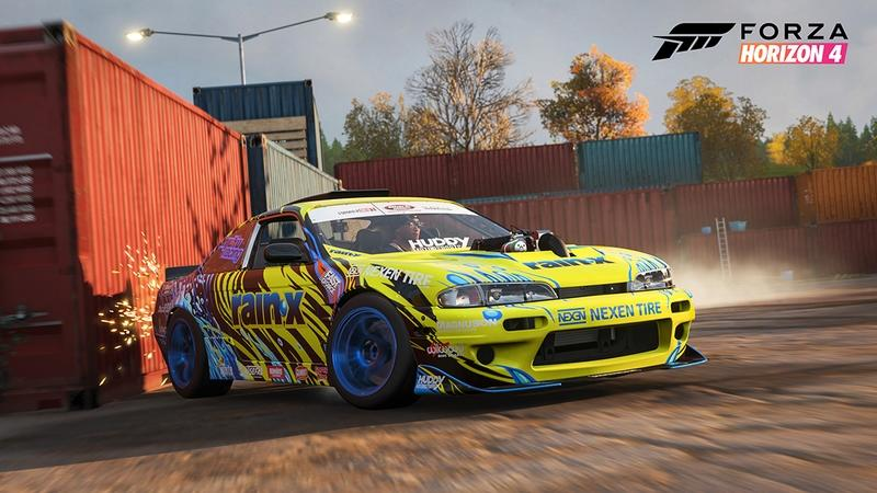 Forza 7's Drift Pack is Going To Get Your Drift Juices Flowing