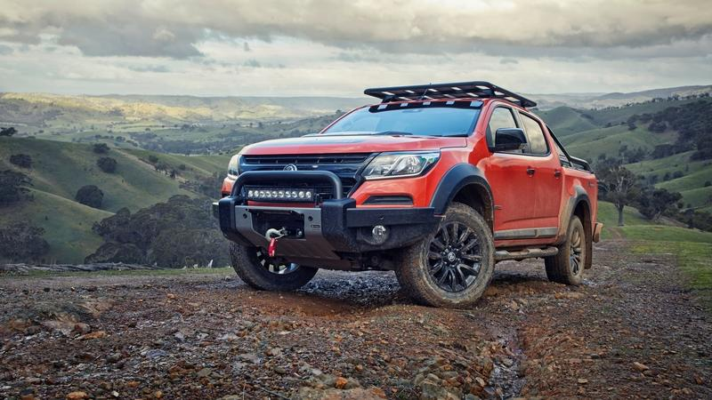 Holden Goes Xtreme With The Colorado