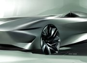 Infiniti will Awe the Crowds Again with an Electric Speedster at Pebble Beach - image 790777