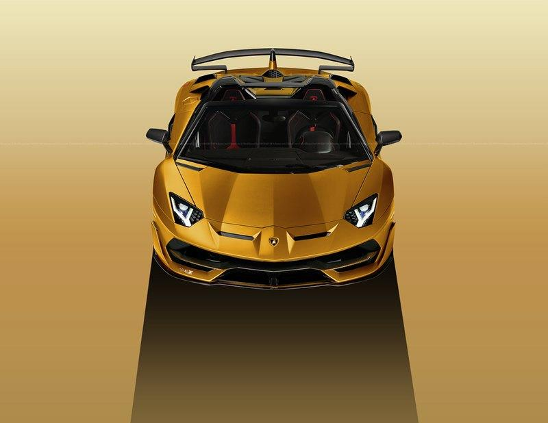 2019 Lamborghini Aventador Svj Roadster Top Speed