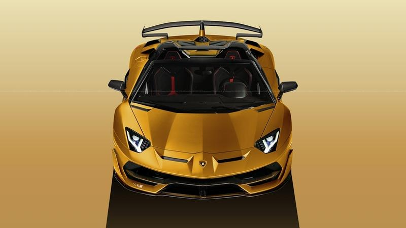 Lamborghini Aventador SVJ Roadster is All But Confirmed