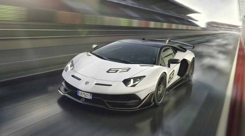 2019 Lamborghini Aventador Svj 63 Top Speed