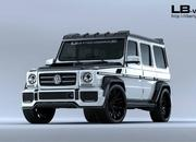 Liberty Walk has a Body Kit for the Mercedes G-Class and the Suzuki Jimny at the Same Time - image 790307