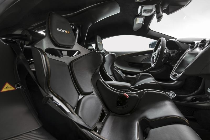 2019 McLaren 600LT in Stealth Grey by MSO Interior - image 791305
