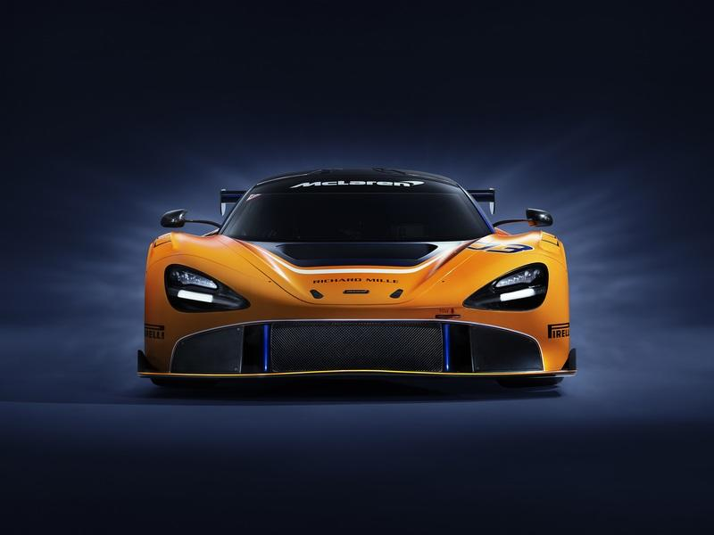 The 2019 McLaren 720S GT3 is Ready to Succed Where the 650S GT3 Failed Exterior - image 791967