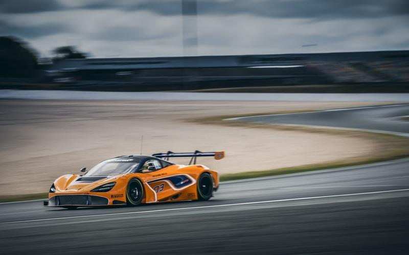 The 2019 McLaren 720S GT3 is Ready to Succed Where the 650S GT3 Failed Exterior - image 791965