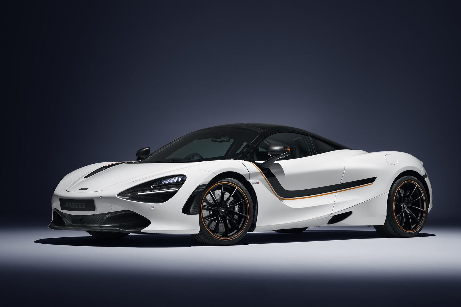 2018 Mclaren 720s Track Theme Pictures Photos Wallpapers