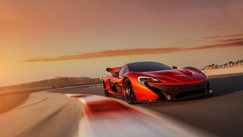 McLaren is Shooting for EV Supercar to Have at Least 30 Minutes of Track Use Per Charge